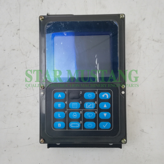 Construction Machinery Excavator PC200-7 Monitor Electronic Repair Parts