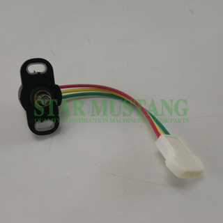 Construction Machinery Excavator E320B E320C Positionor Sensor Electric Repair Parts 106-0107