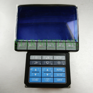 Construction Machinery Excavator PC200-8 Monitor Electronic Repair Parts 7835-30-1009