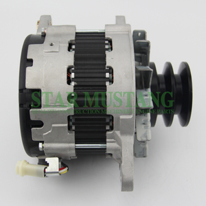 Construction Machinery Diesel Engine Spare Parts Excavator Alternator ND6