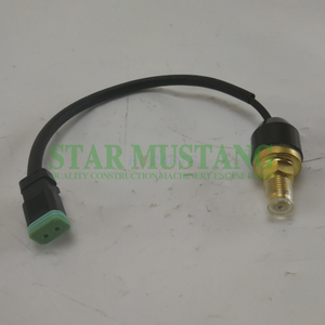 Construction Machinery Diesel Engine Spare Parts Excavator Pressure Switch E320D