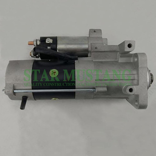 Construction Machinery Diesel Engine Spare Parts Excavator Starter Motor EC290