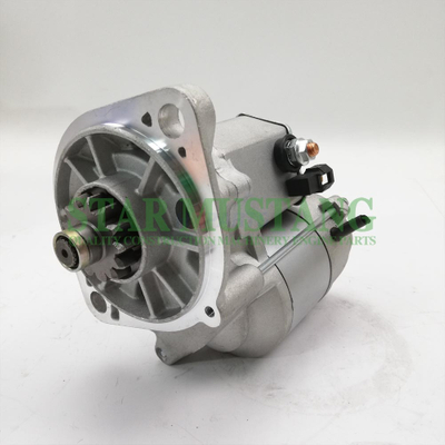 Construction Machinery Diesel Engine Spare Parts Excavator Starter Motor 3TNV88 13T