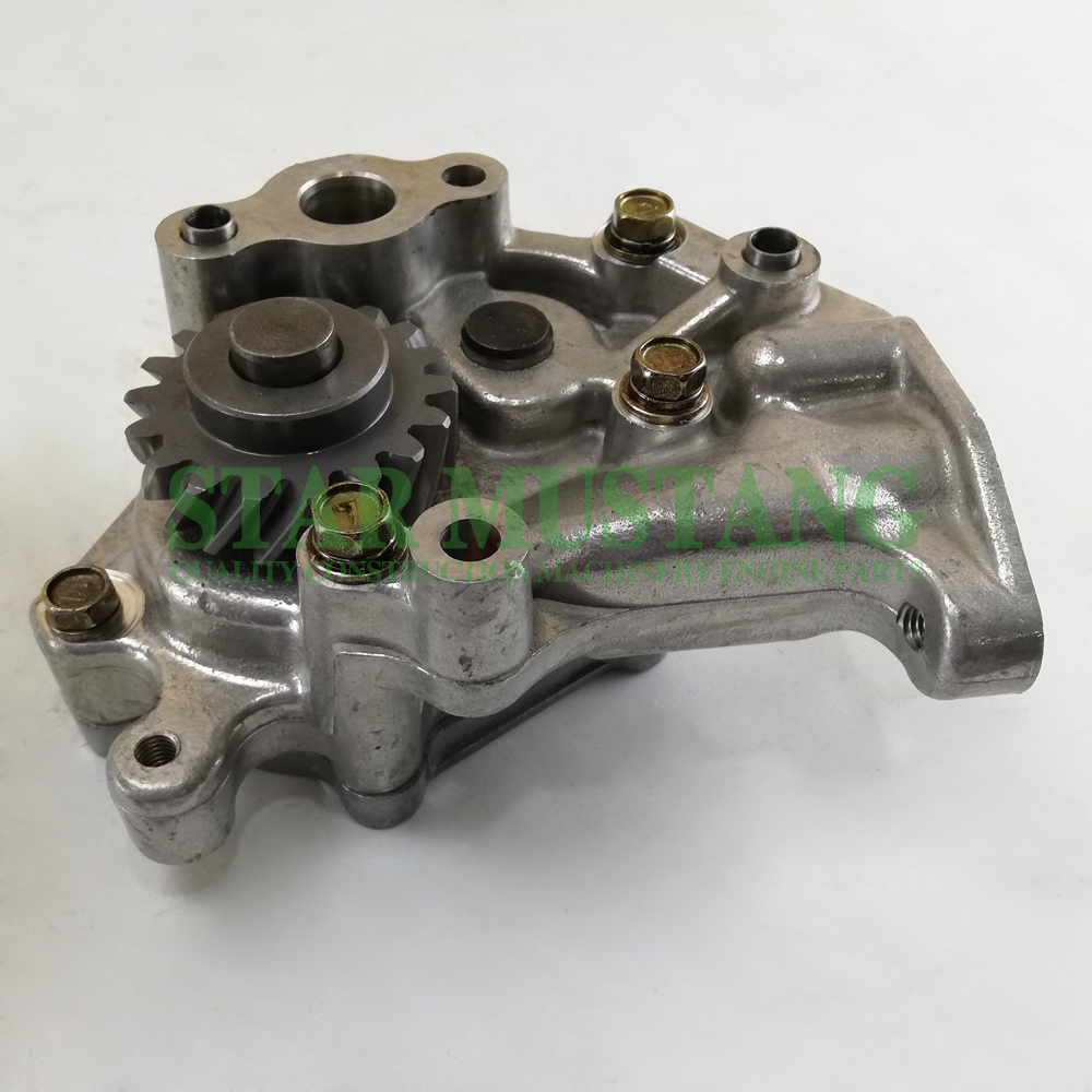 Construction Machinery Excavator H07C H07D Oil Pump Engine Repair Parts Original