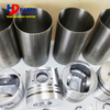 Engine Spare Parts S4F Engine Liner Kit Set With Engine Bearing Set