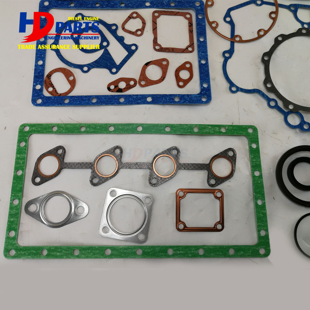 Diesel Engine Spare Parts D1005 Complete Gasket Kit Set