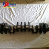 Excavator E345C E345D E349D Engine C13 Crankshaft Forged Steel