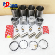Diesel Engine Spare Parts Nissan BD30 Engine Liner Kit Set With Engine Bearing Set