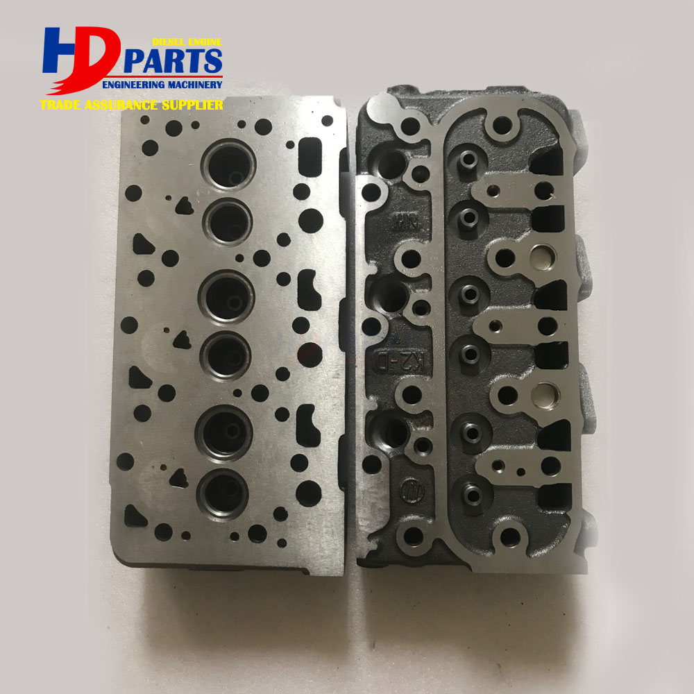 Diesel Engine Spare Parts D1005 Cylinder Head