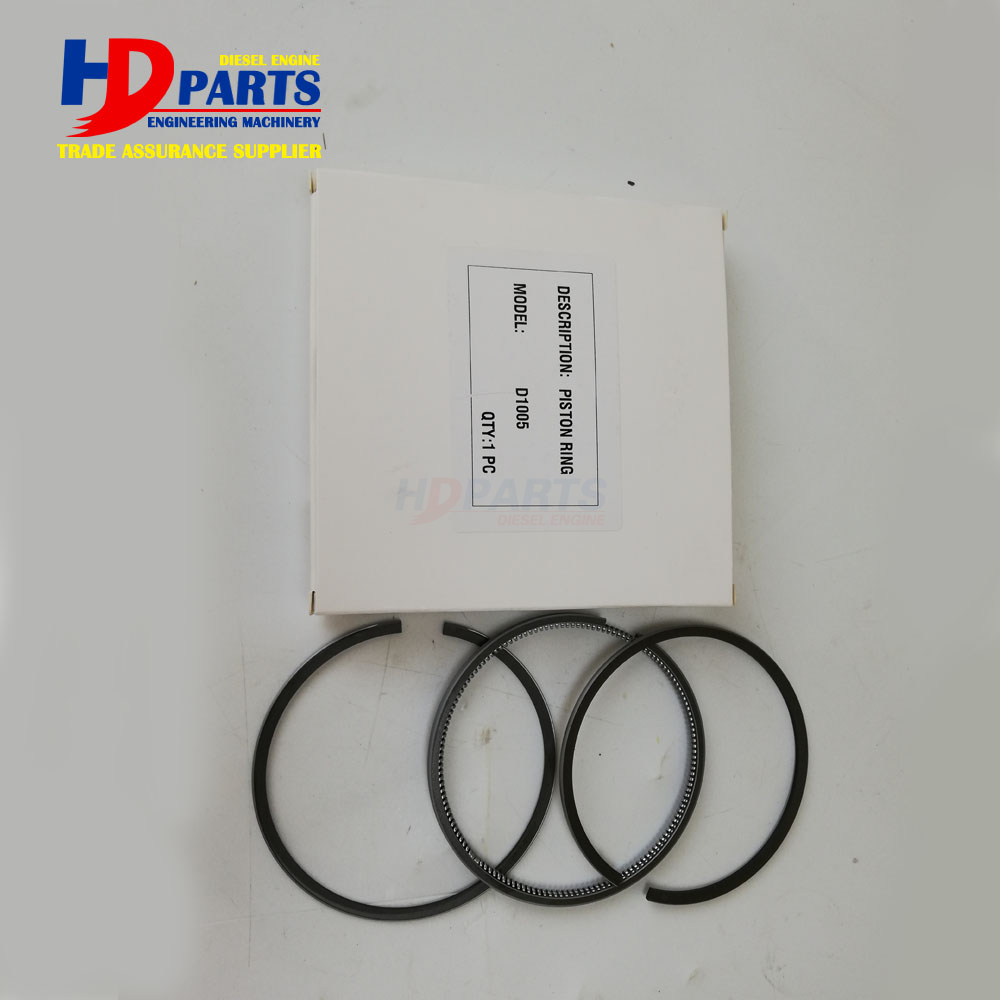 Diesel Engine Spare Parts D1005 Piston Ring