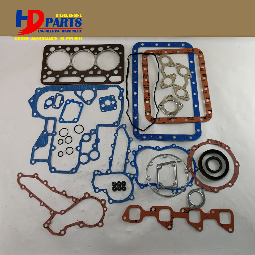 Diesel Engine Spare Parts D1402 Complete Gasket Kit Set