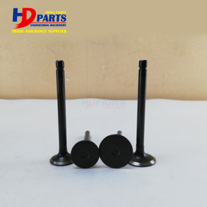 Diesel Engine Spare Parts D1402 Engine Valve Intake And Exhaust